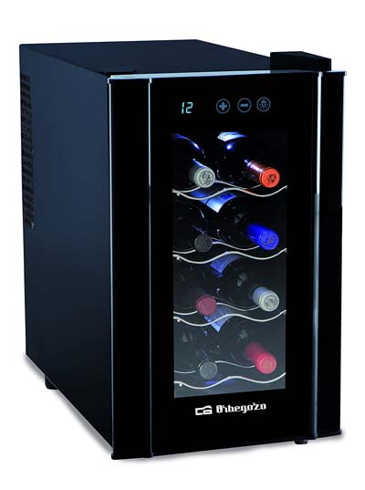 Vinoteca Orbegozo 8 Botellas