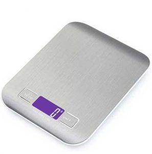 Báscula de cocina digital Gpisen