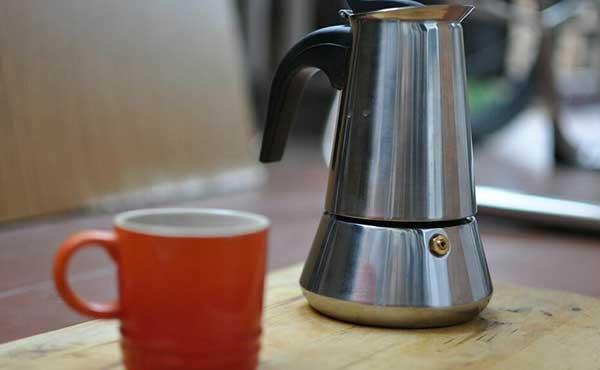 Cafetera moka