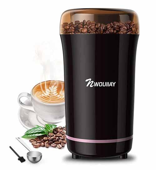 molinillo de café eléctrico NWOUIIAY