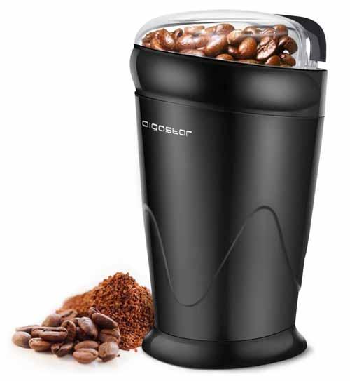 molinillo de café eléctrico aigostar