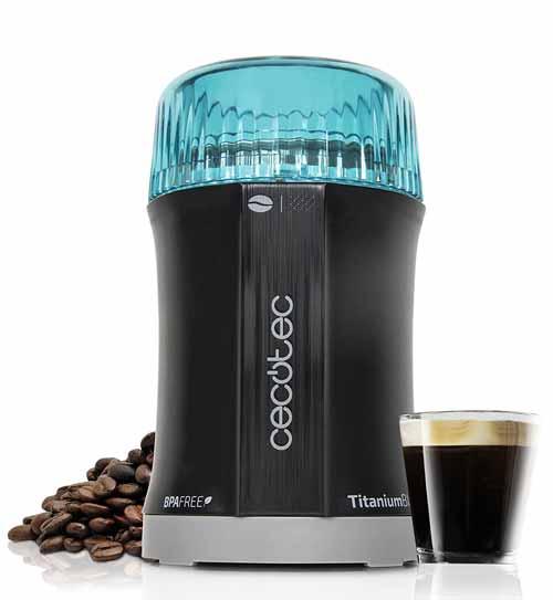 molinillo de café eléctrico cecotec