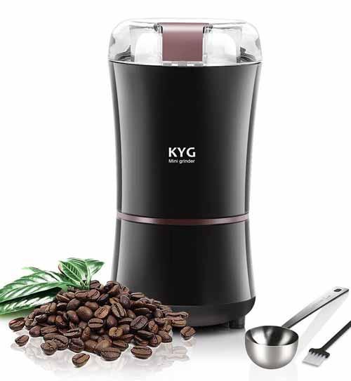 molinillo de café eléctrico kyg