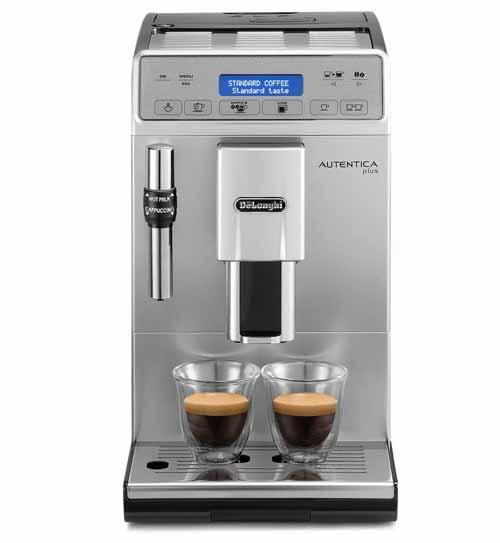 cafetera superautomática delonghi Autentica Plus