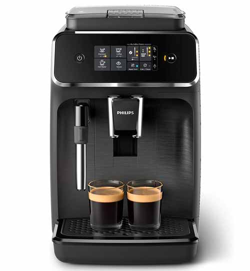 cafetera superautomática philips