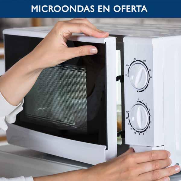 ofertas microondas