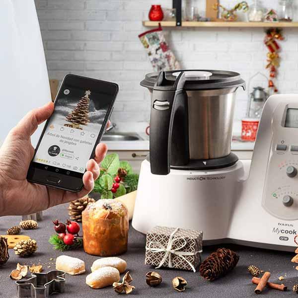 robot cocina taurus