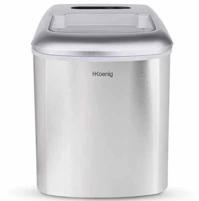máquina de hacer cubitos de hielo h.koenig