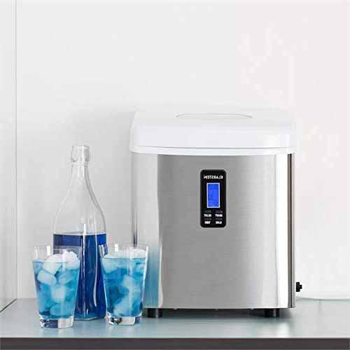 máquina de hacer hielo klarstein