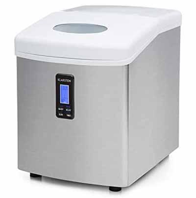 Klarstein Mr. Frost - Máquina de hacer hielo