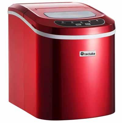 máquina para hacer hielos Tectake
